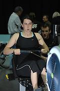 Birmingham, GREAT BRITAIN,  Adaptive classes, competing at the British Indoor Rowing Championships, [BIRC]. [Ergo Championships] National Indoor Arena. West Midlands 18/11/2007 [Mandatory Credit Peter Spurrier/Intersport Images].