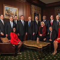 Group portrait, Searcy Law