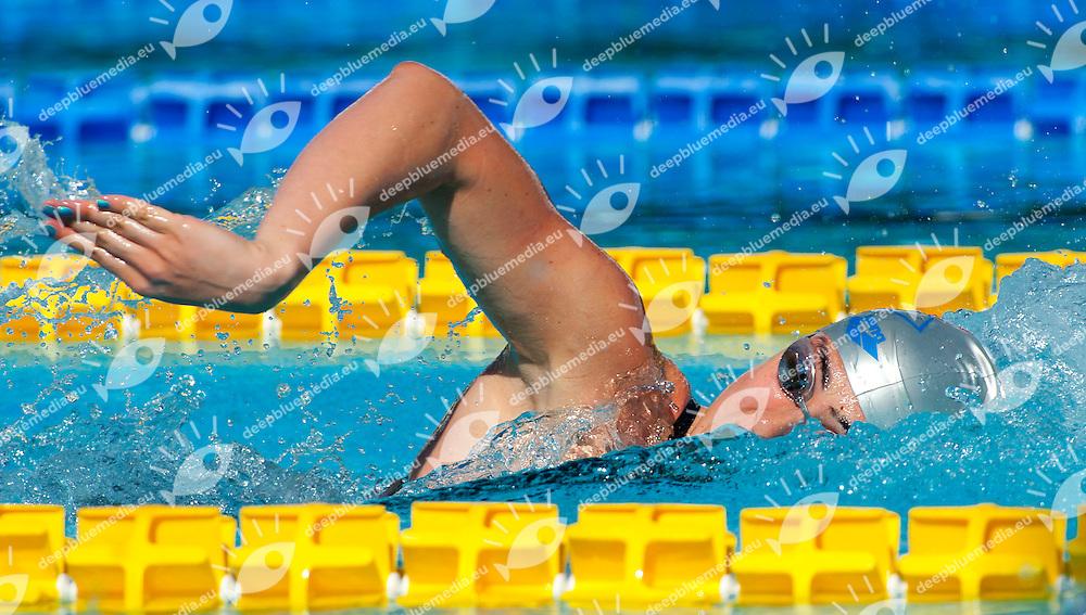 CARLI Diletta, Italy - Tirrenica<br /> 400m freestyle <br /> heat2<br /> 50 Settecolli Trofeo Internazionale di nuoto 2013<br /> swimming<br /> Roma, Foro Italico  12 - 15/06/2013<br /> Day01<br /> Photo Diego Montano/Deepbluemedia/Insidefoto