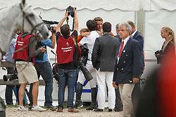 iDubbeldam Jeroen, (NED)<br /> Individual Final Competition round 2<br /> FEI European Championships - Aachen 2015<br /> © Hippo Foto - Dirk Caremans<br /> 23/08/15