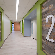 Interior of Kaiser Behavioral Health Fairfeild,, CA
