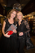 ALLIE ESIRI; HELEN FIELDING, Allie Esiri's The Love Book launch party , Daunt Books <br /> 83 Marylebone High Street, London. 5 February 2014