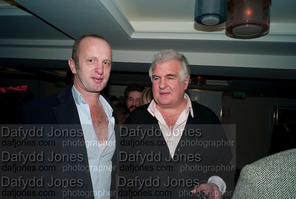 johnnie shand kydd, Polly Morgan 30th birthday. The Ivy Club. London. 20 January 2010
