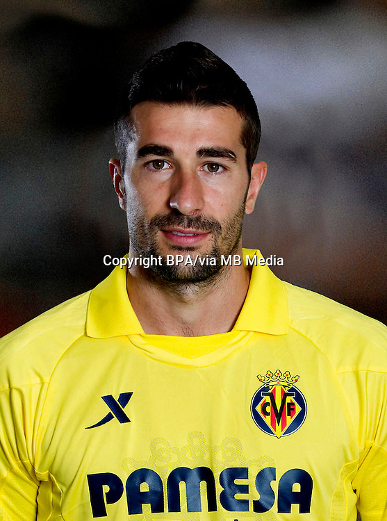 "Rubén Gracia Calmache "" Cani ""   ( Villarreal CF )"