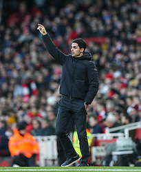 Arsenal manager Mikel Arteta - Mandatory by-line: Arron Gent/JMP - 18/01/2020 - FOOTBALL - Emirates Stadium - London, England - Arsenal v Sheffield United - Premier League