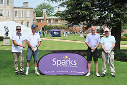 TEAM BEWERS TURNER, Sparks Leon Haslam Golf Day Wellingborough Golf Course Tuesday 7th June 2016