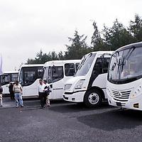 Toluca, México.- Aspectos de la Expo Transporte 2013 durante la realización del Foro Estatal de Movilidad Urbana y la Expo Transporte 2013.  Agencia MVT / josé Hernández