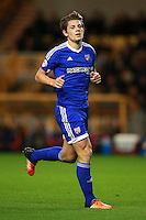 Brentford's James Tarkowski during the Sky Bet Championship match at Molineux, Wolverhampton.