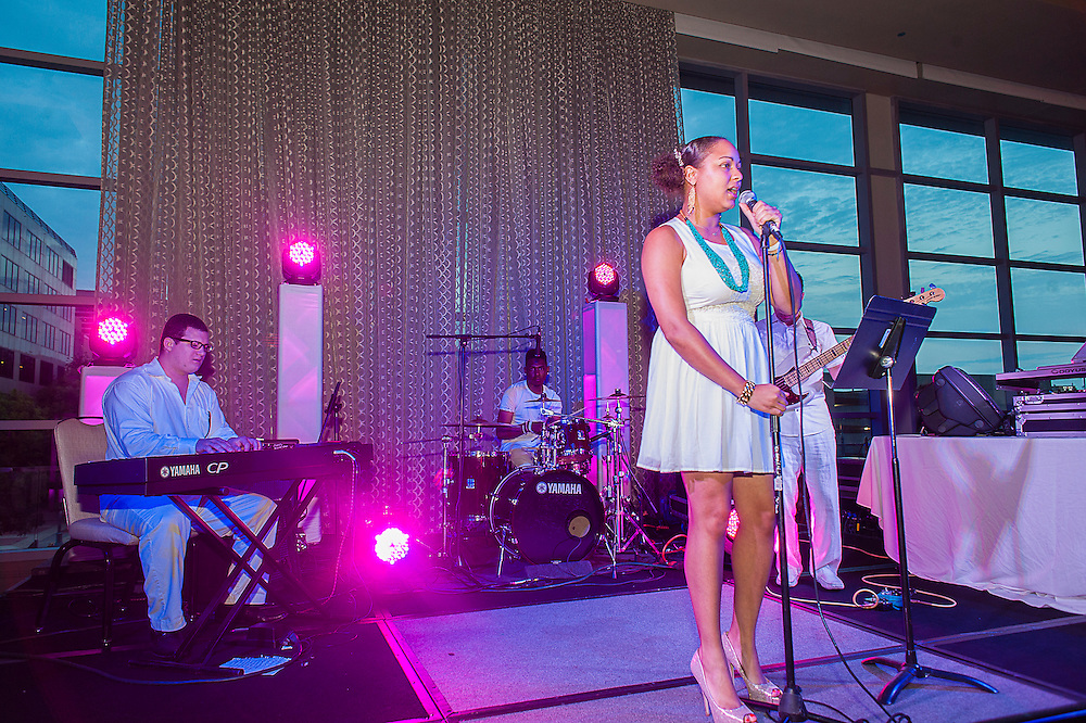 DINER EN BLANC NEW ORLEANS 2014: Diner En Blanc in New Orleans celebrates their 2nd year at the pop-up dinner at Hyatt Regency on Saturday, May 10, 2014.