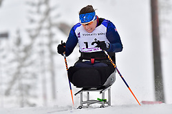MORRIS Rachel, GBR, LW10.5 at the 2018 ParaNordic World Cup Vuokatti in Finland