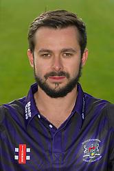 Gloucestershire player, Jack Taylor  - Photo mandatory by-line: Dougie Allward/JMP - 07966 386802 - 10/04/2015 - SPORT - CRICKET - Bristol, England - Bristol County Ground - Gloucestershire County Cricket Club Photocall.