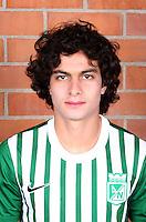 Colombia League - Postobom Liga 2014-2015 -<br /> Club Atletico Nacional Medellin - Colombia / <br /> Stefan Medina