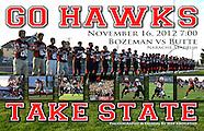 Hawk Football poster