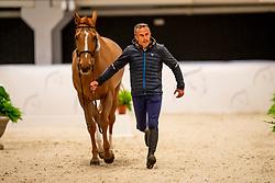 Robert Olivier, FRA, Tempo de Paban<br /> LONGINES FEI World Cup™ Finals Gothenburg 2019<br /> © Dirk Caremans<br /> 02/04/2019