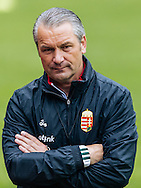 Head coach Bernd Storck pictured during Hungary training at Steinbergstadion, Leogang, Austria.<br /> Picture by EXPA Pictures/Focus Images Ltd 07814482222<br /> 31/05/2016<br /> ***UK &amp; IRELAND ONLY***<br /> EXPA-FEI-160601-4050.jpg