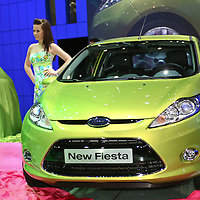 Ford Fiesta, Fiesta Launch Geneva Motor Show 2008