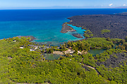 Kihilo Bay, Kohala Coast, Island Of Hawaii