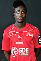 Isaac MBENZA - 06.10.2015 - Photo officielle Valenciennes - Ligue 2<br /> Photo : Francois Lo Presti / Icon Sport