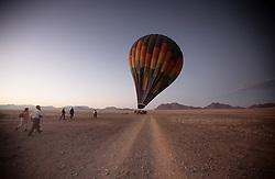 NAMIBIA SOSSUSVLEI 21APR14 - Balloon flight with Namib Sky Balloon Safaris in Sossusvlei, Namib Desert, Namibia.<br /> <br /> jre/Photo by Jiri Rezac<br /> <br /> © Jiri Rezac 2014
