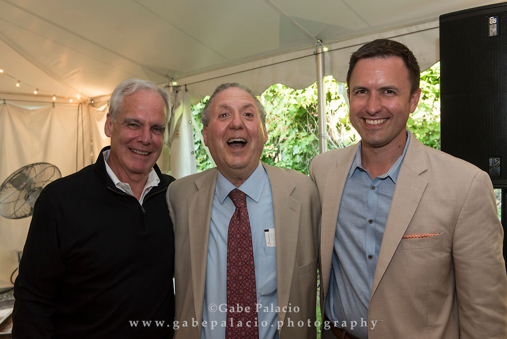 Reception Honoring Caramoor's longtime Managing Director Paul Rosenblum at Caramoor in Katonah New York on June 25, 2017. <br /> (photo by Gabe Palacio)