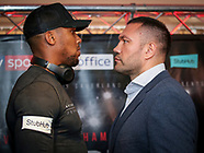 Joshua Pulev Press Conference 110917