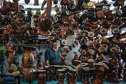 Expoargs - Exposição de Artesanato do RS na 38ª Expointer, que ocorrerá entre 29 de agosto e 06 de setembro de 2015 no Parque de Exposições Assis Brasil, em Esteio. FOTO: André Feltes/ Agência Preview