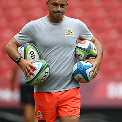 General views during the Jaguares Captain Run at the Emirates Airlines Park, South Africa. 23 February 2018 (Photo by Steve Haag/UAR)