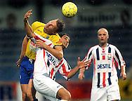 05-09-2008 Voetbal:KVC Westerlo:Willem II: Westerlo<br /> <br /> Foto: Geert van Erven