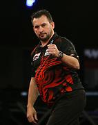 Johnny Clayton during the 2018 Players Championship Finals at Butlins Minehead, Minehead, United Kingdom on 23 November 2018.