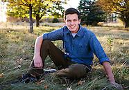 Josiah Berg - Senior 2016