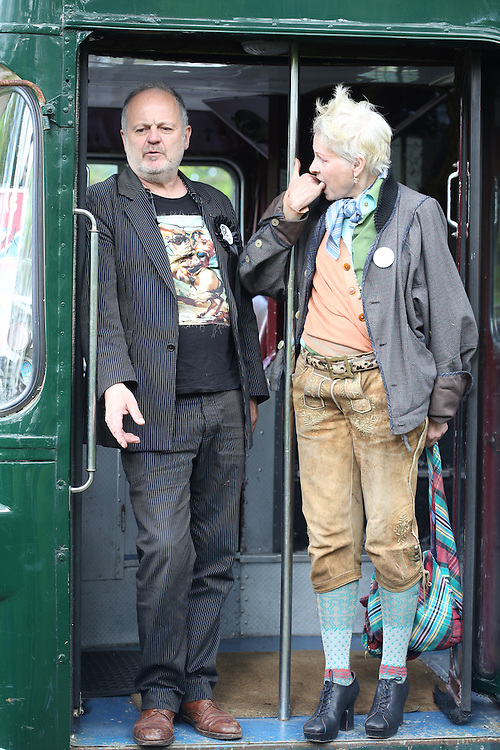 Vivienne Westwood, punk, kent, reality party, bet, Nigel , ramsgate