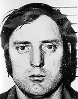 Ivor Bell captured by the British Army in N Ireland for alleged IRA membership. Ref: 197411000648.<br /> <br /> Copyright Image from Victor Patterson, 54 Dorchester Park, <br /> Belfast, UK, BT9 6RJ<br /> <br /> t1: +44 28 9066 1296 (from Rep of Ireland 048 9066 1296)<br /> t2: +44 28 9002 2446 (from Rep of Ireland 048 9002 2446)<br /> m: +44 7802 353836<br /> <br /> e1: victorpatterson@me.com<br /> e2: victorpatterson@gmail.com<br /> <br /> www.victorpatterson.com<br /> <br /> Please see my Terms and Conditions of Use at www.victorpatterson.com. It is IMPORTANT that you familiarise yourself with them.<br /> <br /> Images used on the Internet must be visibly watermarked i.e. © Victor Patterson within the body of the image and copyright metadata must not be deleted. Images used on the Internet have a size restriction of 4kbs and will be chargeable at current NUJ rates unless agreed otherwise.<br /> <br /> This image is only available for the use of the download recipient i.e. television station, newspaper, magazine, book publisher, etc, and must not be passed on to any third party. It is also downloaded on condition that each and every usage is notified within 7 days to victorpatterson@me.com<br /> <br /> The right of Victor Patterson to be identified as the author is asserted in accordance with The Copyright Designs And Patents Act (1988).