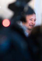 14.02.2017, Bundeskanzleramt, Wien, AUT, Bundesregierung, Sitzung des Ministerrats, im Bild Klubobmann SPÖ Andreas Schieder // Leader of the Parliamentary Group SPOe Andreas Schieder before cabinet meeting at Federal Chancellors Office in Vienna, Austria on 2017/02/14 EXPA Pictures © 2017, PhotoCredit: EXPA/ Michael Gruber