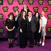 Perspresentatie van Musical The Addams Family