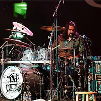 Drummer Wes Little