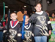 OKC Blazers vs Tulsa.January 19, 2008.8-1 win
