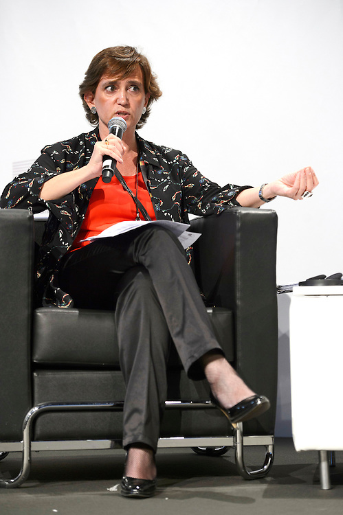 03 June 2015 - Belgium - Brussels - European Development Days - EDD - Gender - Ending gender inequality by 2030! - Laura Lopez de Cerain , Director of Multilateral , Horizontal and Financial Cooperation , AECID © European Union