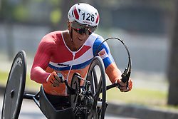 REEKERS Johan, NED, H5, Cycling, Time-Trial at Rio 2016 Paralympic Games, Brazil