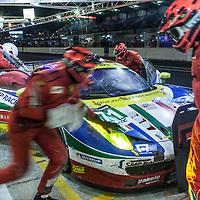 #71 Ferrari 458 Italia, AF Corse, Olivier Beretta, James Calado, Davide Rigon, Le Mans 24H 2015