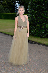 MOLLIE KING at The Ralph Lauren & Vogue Wimbledon Summer Cocktail Party at The Orangery, Kensington Palace, London on 22nd June 2015.  The event is to celebrate ten years of Ralph Lauren as official outfitter to the Championships, Wimbledon.