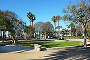 Chase Palm Park Plaza Santa Barbara