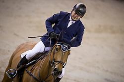 Van Der Schans Wout Jan, NED, Capetown <br /> Indoor Brabant - Den Bosch 2017<br /> © Dirk Caremans<br /> 12/03/2017