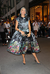 September 6, 2019, New York, New York, United States: September 5, 2019 New York City....Samantha Angelo attending The Daily Front Row Fashion Media Awards on September 5, 2019 in New York City  (Credit Image: © Jo Robins/Ace Pictures via ZUMA Press)