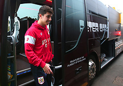 Liam Walsh of Bristol City arrives at Vicarage Road for the FA Cup tie against Watford - Mandatory by-line: Robbie Stephenson/JMP - 06/01/2018 - FOOTBALL - Vicarage Road - Watford, England - Watford v Bristol City - Emirates FA Cup third round proper