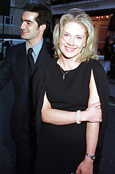 VISCOUNT CASTLEREAGH  and MISS ZOE APPLEYARD,<br />   at a party in London on 31st May 2000.OET 53<br /> © Desmond O'Neill Features:- 020 8971 9600<br />    10 Victoria Mews, London.  SW18 3PY <br /> www.donfeatures.com   photos@donfeatures.com<br /> MINIMUM REPRODUCTION FEE AS AGREED.<br /> PHOTOGRAPH BY DOMINIC O'NEILL