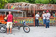 Carnaval in Jiguani, Granma Province, Cuba.