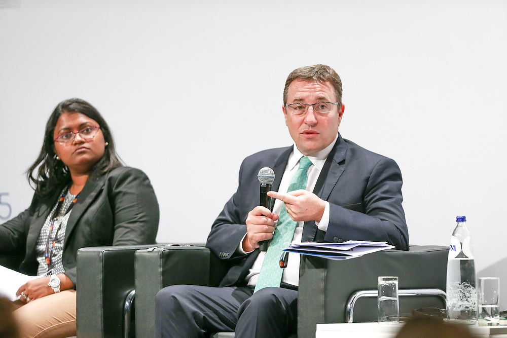 04 June 2015 - Belgium - Brussels - European Development Days - EDD - Citizenship - How can development cooperation effectively fight corruption and promote good governance? - Achim Steiner , Executive Director , United Nations Environment Programme (UNEP) and Under-Secretary-General of the United Nations © European Union