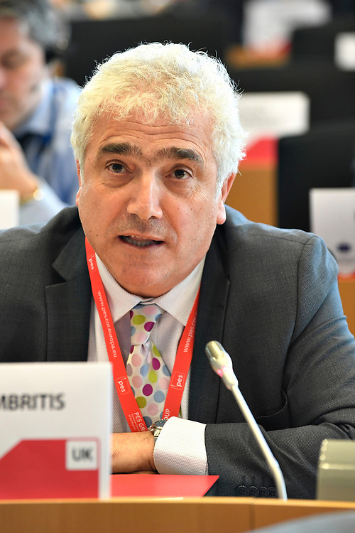 12 May 2017, 123rd Plenary Session of the European Committee of the Regions <br /> Belgium - Brussels - May 2017 <br /> <br /> ALAMBRITIS Stephen <br /> &copy; European Union / Fred Guerdin