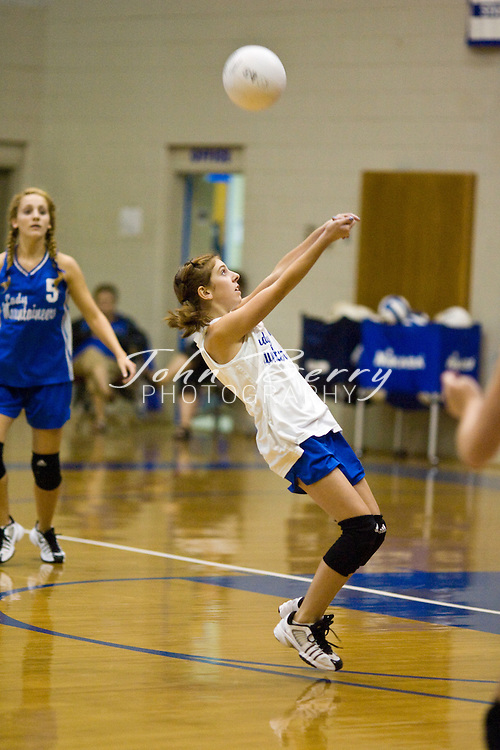 MCHS JV Volleyball.vs Fluvanna.9/11/2007