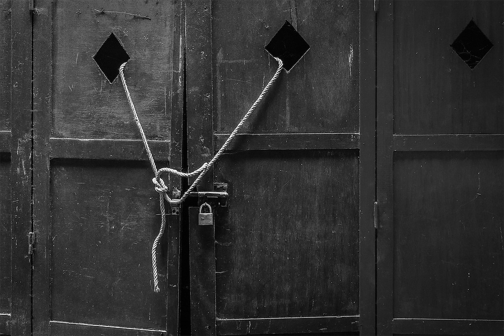 Double Locked, Paris